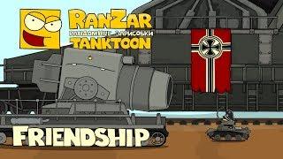 Tanktoon - Přátelství