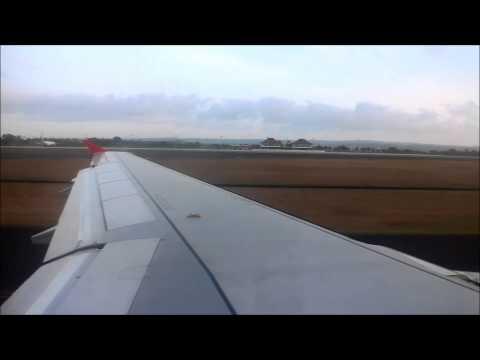 Indonesia Airasia QZ508 Flight Review