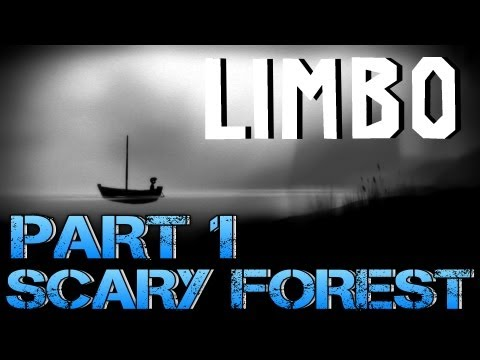 Limbo - SCARY FOREST - Part 1 PC Gameplay Walkthrough - Commentary/Facecam