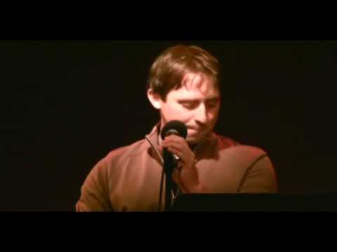 Jonathan Reid Gealt singing The Ahrens Flaherty Menken Song (Written by: Will Larche)