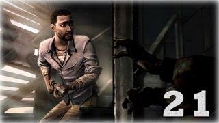 The Walking Dead: Episode 5. Серия 21 - Ты знаешь кто я?