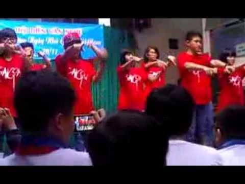 [2013-2014] Saigon Here We Come - 365Daband - Flashmob 8A1 Trường THCS Huỳnh Khương Ninh