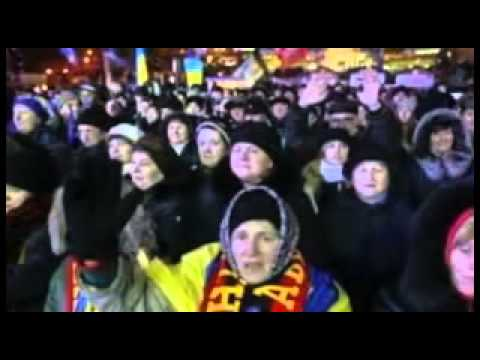 Ukraine MPs pass 'anti protest' laws