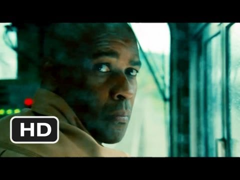 Unstoppable #1 Movie CLIP - Playing Chicken with the Train (2010) HD