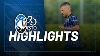Pre-Season | Atalanta-Pro Sesto | Highlights