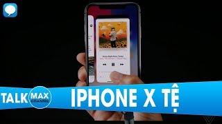 iPhone X khiến người dùng THẤT VỌNG về 1 điểm trên màn hình👿