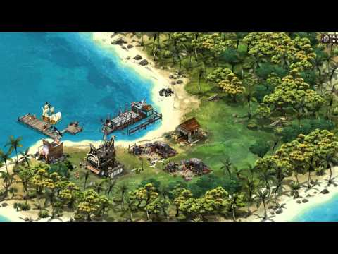 Pirates of the Caribbean Island of War (Facebook) Gameplay Part 1