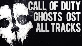 [OST] Call Of Duty Ghosts All Tracks Complete OST