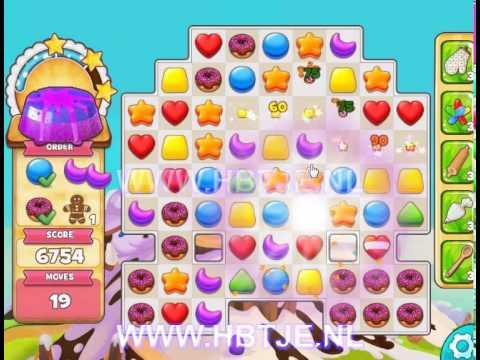 Cookie Jam level 28