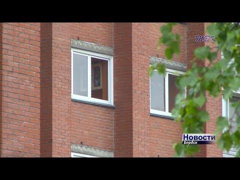 В Бердске ограбили квартиру и строящийся дом