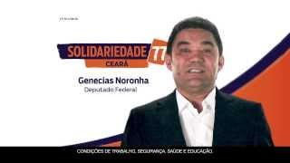 Deputado Federal Genecias Noronha