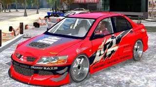 GTA 5 Fast And Furious Garage