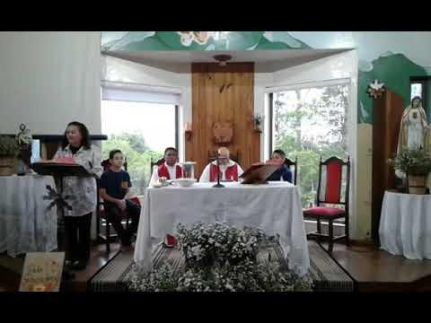 Santa Missa | 10.10.2020 | Sábado | Padre José Sometti | ANSPAZ