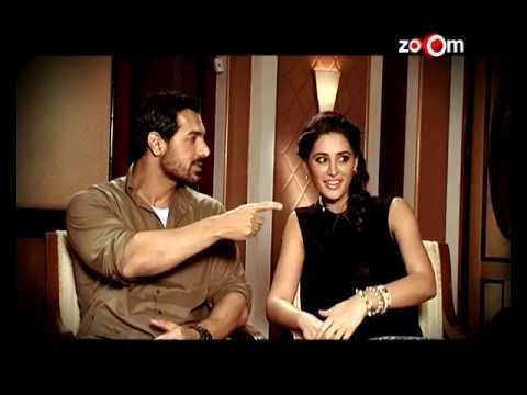 Madras Cafe : Exclusive Interview of John Abraham & Nargis Fakhri