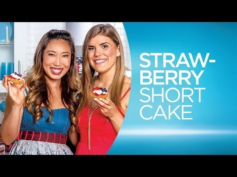 Strawberry Shortcake ft. BreeLovesBeauty & Blogilates