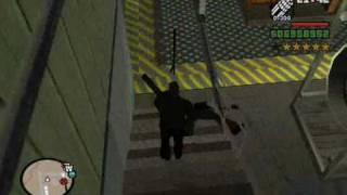 COMO ENTRAR A EL AREA 51 GTA SAN ANDREASLOQUENDO-