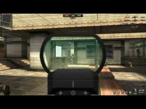 Point Blank P90 Headshooting