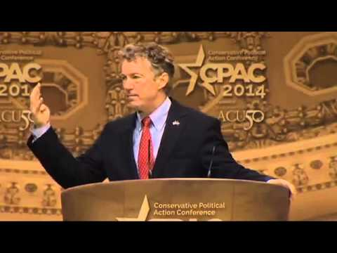 Rand Paul full speech at CPAC 2014