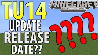 Minecraft (Xbox 360/PS3) TU14 Update RELEASE DATE