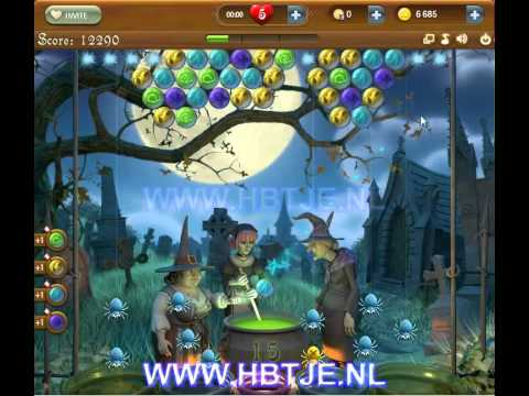 Bubble Witch Saga level 7