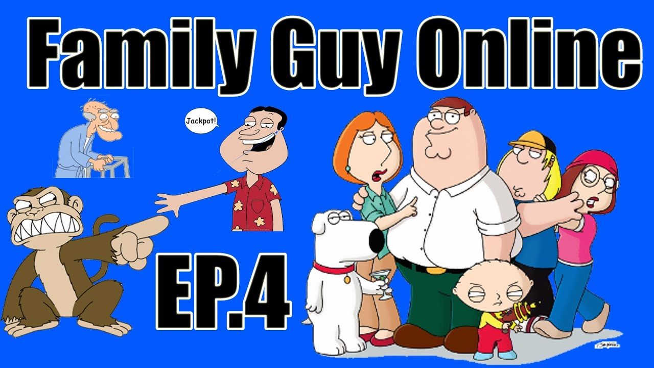 family guy online gameplay