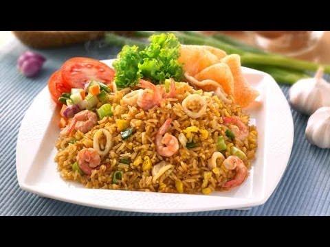 #resep resep nasi goreng sederhan.. rasanya mantap..