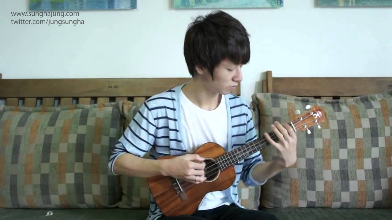 Ukulele) A Thousand Years Sungha Jung Acoustic Tabs Guitar Pro 6 - YouTube