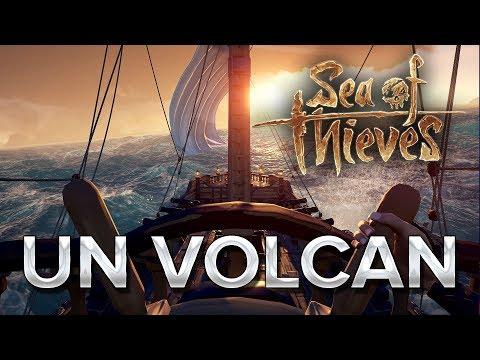 Sea of Thieves #24 : UN VOLCAN