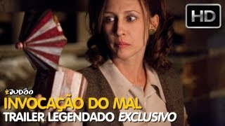Invocação Do Mal The Conjuring Trailer #2 LEGENDADO