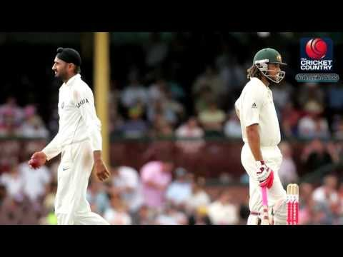 Harbhajan Singh vs Andrew Symonds: The 'Monkeygate' scandal - Cricket Controversy