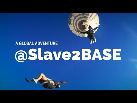 Insane BASE jumping Global ADVENTURE @Slave2BASE