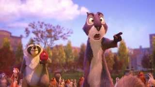 Locos Por Las Nueces (The Nut Job) Trailer Oficial Doblado