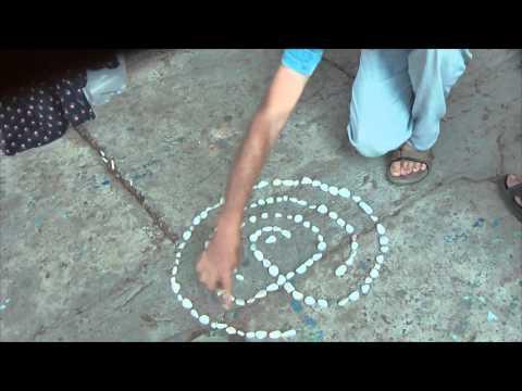 Праздник народной культуры и традиций. О лабиринтах (18.09.2010)