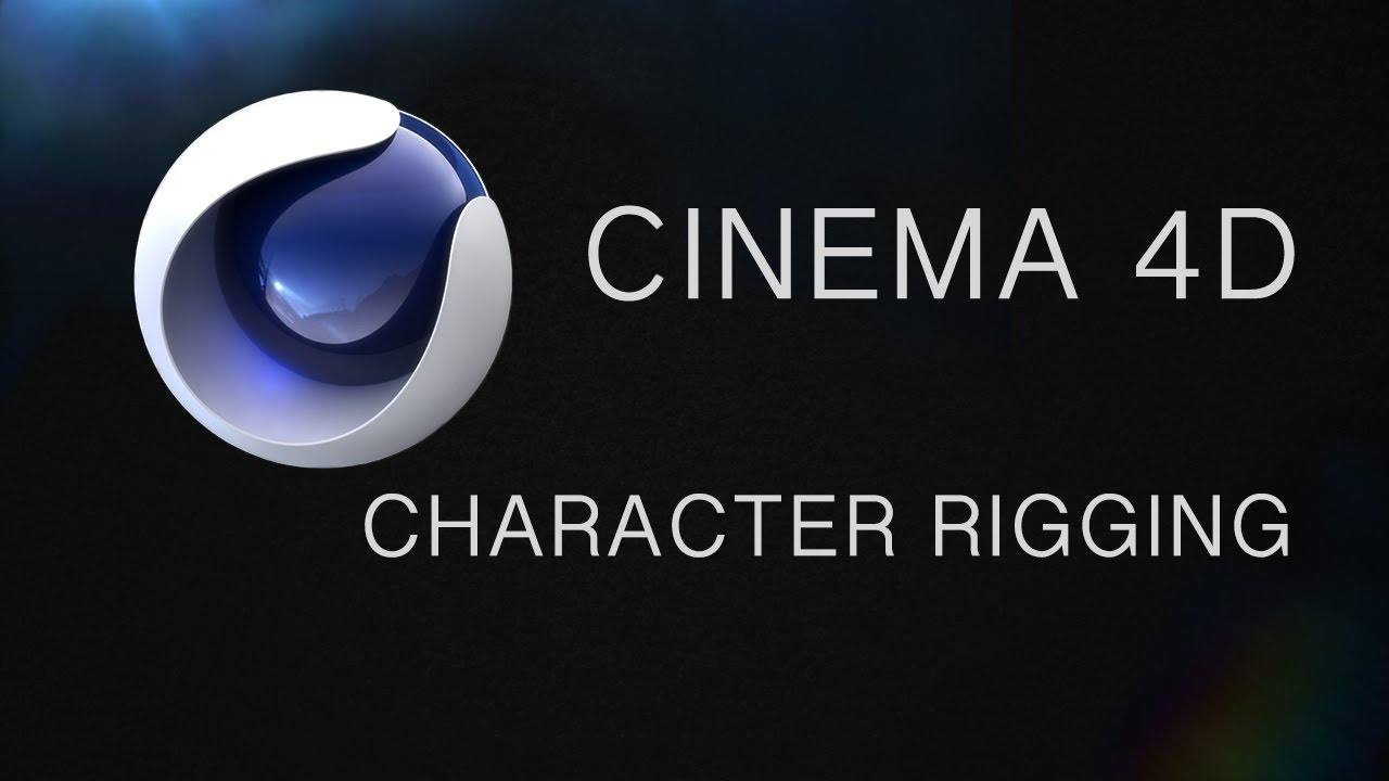 Character Rig Cinema 4d Download Completos