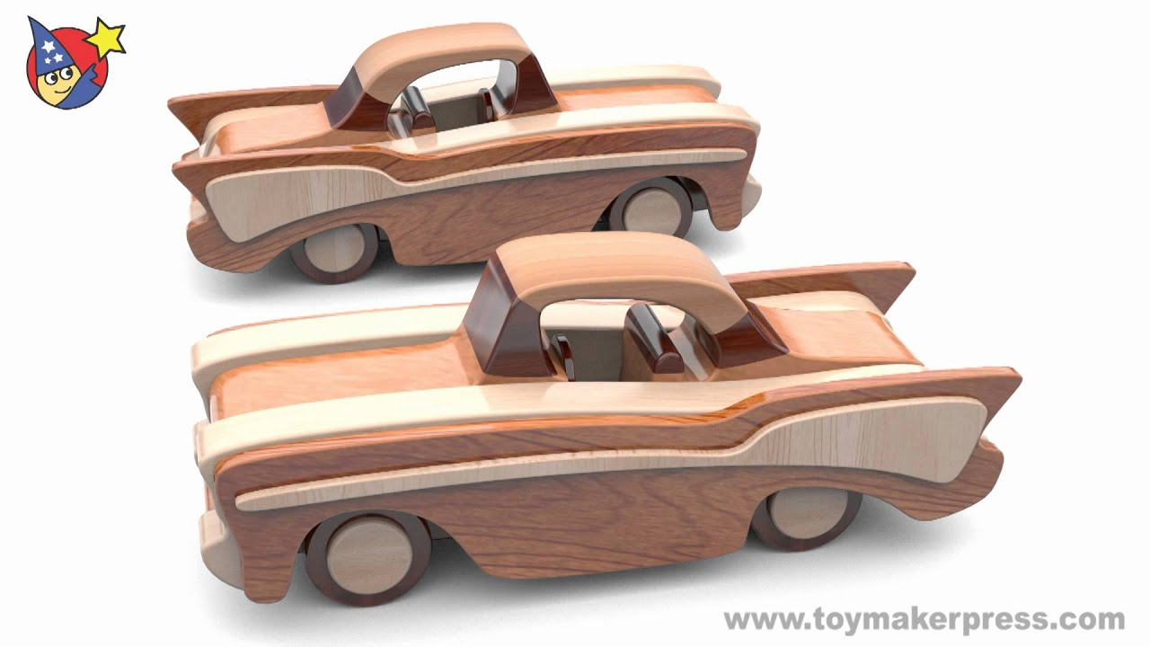plans for wooden toy trucks | Modern Woodworking Designs