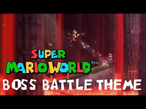 Super Mario World - Boss Theme (COVER)