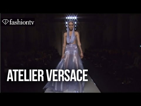 Atelier Versace Spring/Summer 2014 ft. Lady Gaga | Paris Couture Fashion Week | FashionTV