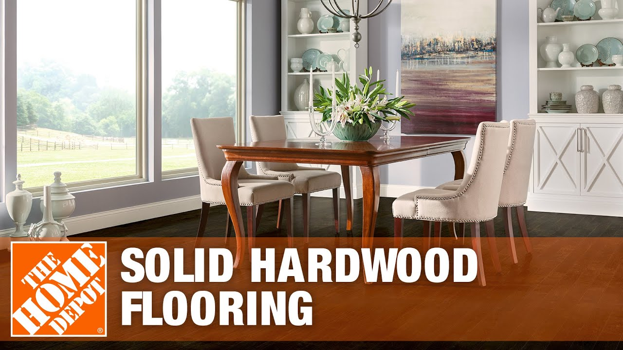 Home Depot Hardwood Flooring