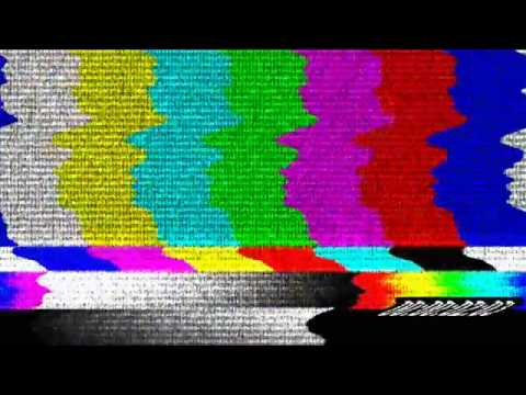 Tv color bars distorted with static and timecode youtube - What is tv static ...