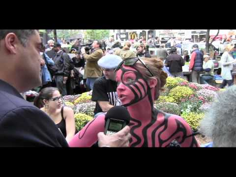 picture of Body Paint Artist