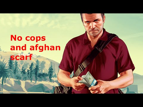 Gta 5 - Online Tips Afghan scarf and others