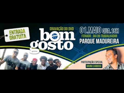 Grupo Bom Gosto - Mo Love (Ensaio DVD 2013)