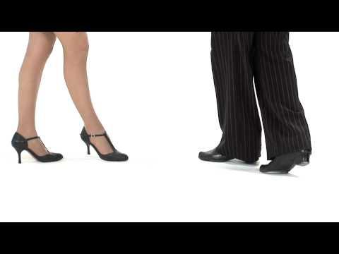 Cumbia Paso básico pareja (7/8) - Academia de Baile