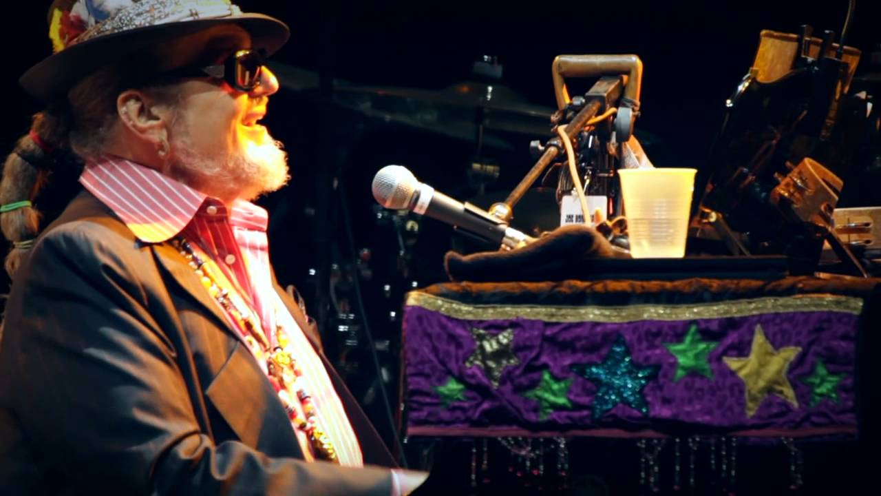 """Dr. John """"Right Place, Wrong Time"""" - Guitar Center's"""