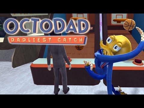 Octodad:Dadliest Catch - Part 2 | SO MUCH RAGE!!!