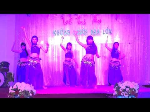 [Những người bạn lớn] - Tri ân Thầy Cô 2013 - Múa Ấn Độ - Khoa DU LỊCH