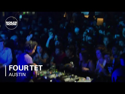 Thumbnail of video SXSW Warehouse Four Tet DJ Set