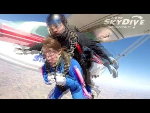 Hannah Rumsey's Tandem skydive!