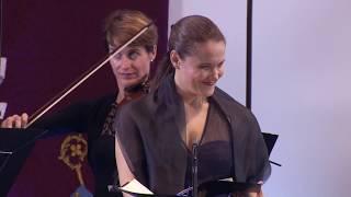 video Café Zimmermann & Sophie Karthäuser - J.S. Bach