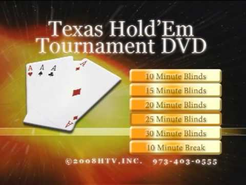 Texas holdem blind clock